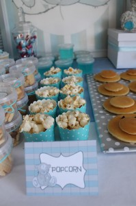 Teddy Bear Tea Party with So Many Really Cute Ideas via Kara's Party Ideas | KarasPartyIdeas.com #TeddyBearBabyShower #TeddyBearParty #PartyIdeas #Supplies (10)