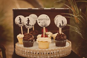 Adventures of Tom Sawyer 1st Birthday Party with Lots of Really Cute Ideas via Kara's Party Ideas | KarasPartyIdeas.com #TomSawyerParty #TomAndHuck #HuckFinnParty #PartyIdeas #Supplies (22)