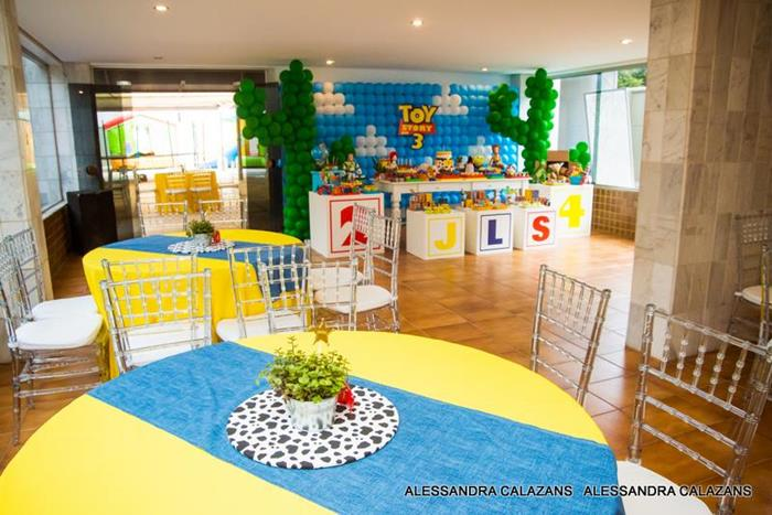 Toy Story Party Ideas Decorations : Kara s party ideas toy story with lots of fun