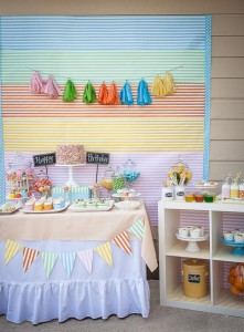Colorful Tutti Fruitty Party with Lots of REALLY CUTE IDEAS via Kara's Party Ideas | KarasPartyIdeas.com #TuittiFruittyParty #TweenParty #PartyIdeas #Supplies (16)