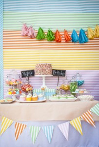 Colorful Tutti Fruitty Party with Lots of REALLY CUTE IDEAS via Kara's Party Ideas | KarasPartyIdeas.com #TuittiFruittyParty #TweenParty #PartyIdeas #Supplies (15)