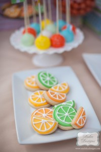 Colorful Tutti Fruitty Party with Lots of REALLY CUTE IDEAS via Kara's Party Ideas | KarasPartyIdeas.com #TuittiFruittyParty #TweenParty #PartyIdeas #Supplies (5)
