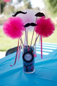 Tutu and Stache Bash with Really Cute Ideas via Kara's Party Ideas | KarasPartyIdeas.com #StacheBash #MustacheParty #BalletParty #TutuParty #PartyIdeas #Supplies (13)