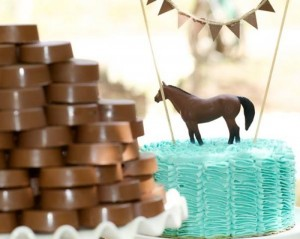 Vintage Cowboy and Cowgirl Party with Lots of REALLY CUTE IDEAS via Kara's Party Ideas KarasPartyIdeas.com #WesternParty #CowboyParty #CowgirlParty #PartyIdeas #Supplies (6)