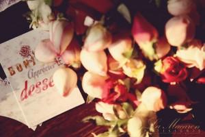 Rose Themed 18th Birthday Party with So Many Great Ideas via Kara's Party Ideas KarasPartyIdeas.com #BridalShower #18thBirthday #RoseParty #PartyIdeas #Supplies (3)