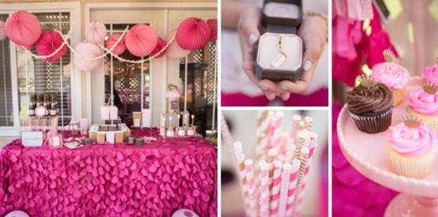 Karas party ideas sip and see baby showers archives karas party juicy couture baby shower m4hsunfo