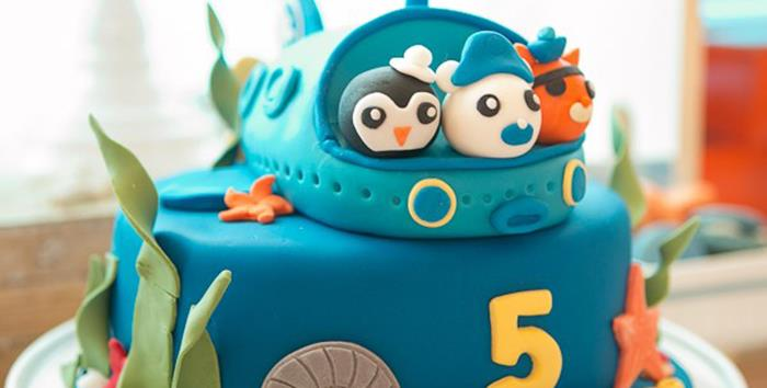 Kara S Party Ideas Octonauts Party