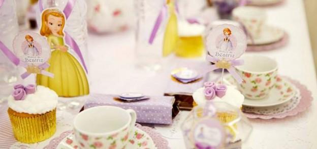 Sofia the First Princess Tea Party with Lots of Cute Ideas via Kara's Party Ideas | KarasPartyIdeas.com #PrincessParty #TeaParty #PartyIdeas #Supplies (1)