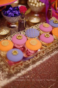 Arabian Belly Dancer Party with Lots of Really Cute Ideas via Kara's Party Ideas | KarasPartyIdeas.com #BellyDancerParty #ArabianPrincessParty #PartyIdeas #Supplies (14)