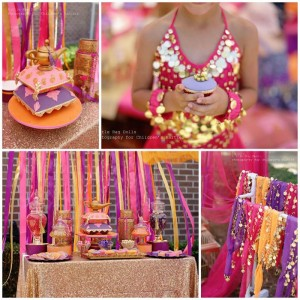 Arabian Belly Dancer Party with Lots of Really Cute Ideas via Kara's Party Ideas | KarasPartyIdeas.com #BellyDancerParty #ArabianPrincessParty #PartyIdeas #Supplies (1)