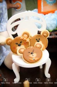 Goldilocks and the Three Bears Themed Party with So Many Cute Ideas via Kara's Party Ideas | KarasPartyIdeas.com #GoldilocksParty #TheThreeBears #Party #Ideas #Supplies (3)