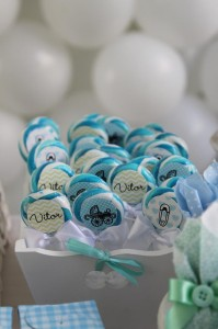 Little Boy Baby Shower with So Many Cute Ideas via Kara's Party Ideas | KarasPartyIdeas.com #BabyBoyShower #BoyPartyIdeas #PartyIdeas #Supplies (14)