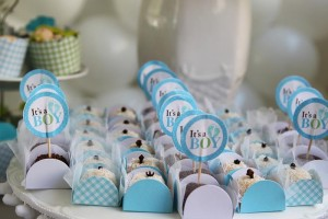 Little Boy Baby Shower with So Many Cute Ideas via Kara's Party Ideas | KarasPartyIdeas.com #BabyBoyShower #BoyPartyIdeas #PartyIdeas #Supplies (8)