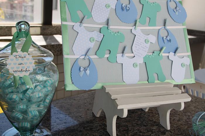 Little Boy Baby Shower With So Many Cute Ideas Via Karau0027s Party Ideas |  KarasPartyIdeas.
