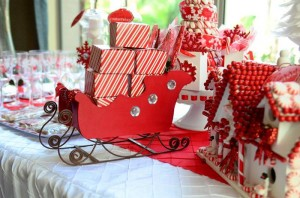 Candy Cane Winter Wonderland Party with So Many Cute Ideas via Kara's Party Ideas | KarasPartyIdeas.com #CandyCaneParty #WinterWonderlandParty #RedChristmasParty #PartyIdeas #Supplies (21)
