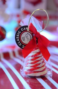 Candy Cane Winter Wonderland Party with So Many Cute Ideas via Kara's Party Ideas | KarasPartyIdeas.com #CandyCaneParty #WinterWonderlandParty #RedChristmasParty #PartyIdeas #Supplies (12)