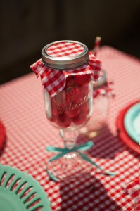 Cherry on Top Party with Such Cute Ideas via Kara's Party Ideas | KarasPartyIdeas.com #BerryBash #CherryParty #PartyIdeas #Supplies (15)