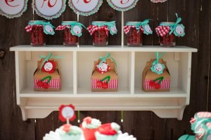 Cherry on Top Party with Such Cute Ideas via Kara's Party Ideas | KarasPartyIdeas.com #BerryBash #CherryParty #PartyIdeas #Supplies (7)