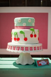 Cherry on Top Party with Such Cute Ideas via Kara's Party Ideas | KarasPartyIdeas.com #BerryBash #CherryParty #PartyIdeas #Supplies (4)