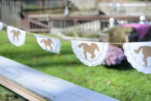 Rustic Cowgirl Party with Such Darling Ideas via Kara's Party Ideas KarasPartyIdeas.com #CowgirlParty #VintageParty #WesternParty #PartyIdeas #Supplies (4)