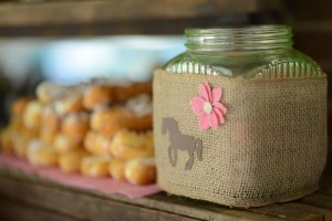 Rustic Cowgirl Party with Such Darling Ideas via Kara's Party Ideas KarasPartyIdeas.com #CowgirlParty #VintageParty #WesternParty #PartyIdeas #Supplies (15)