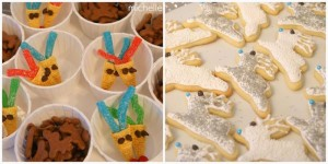 Oh Deer! She's 13! Themed Birthday Party with Such Cute Ideas via Kara's Party Ideas KarasPartyIdeas.com #ReindeerParty #ChristmasParty #ReindeerThemedDesserts #DeerParty #PartyIdeas #Supplies (5)