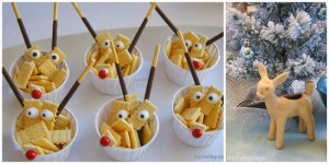 Oh Deer! She's 13! Themed Birthday Party with Such Cute Ideas via Kara's Party Ideas KarasPartyIdeas.com #ReindeerParty #ChristmasParty #ReindeerThemedDesserts #DeerParty #PartyIdeas #Supplies (16)