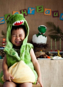 Dinosaur Party Full of Really Cute Ideas via Kara's Party Ideas KarasPartyIdeas.com #DinosaurCake #DinosaurDesserts #PartyIdeas #Supplies (11)