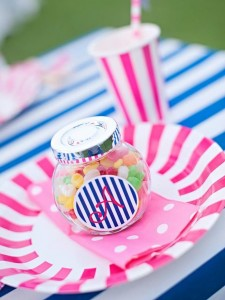 Preppy Disco Party with Such Cute Ideas via Kara's Party Ideas | KarasPartyIdeas.com #PinkDiscoParty #DiscoParty #GirlyParty #PartyIdeas #Supplies (11)