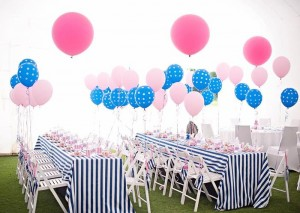 Preppy Disco Party with Such Cute Ideas via Kara's Party Ideas | KarasPartyIdeas.com #PinkDiscoParty #DiscoParty #GirlyParty #PartyIdeas #Supplies (8)