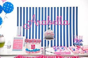 Preppy Disco Party with Such Cute Ideas via Kara's Party Ideas | KarasPartyIdeas.com #PinkDiscoParty #DiscoParty #GirlyParty #PartyIdeas #Supplies (5)