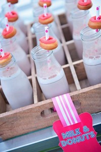 Preppy Disco Party with Such Cute Ideas via Kara's Party Ideas | KarasPartyIdeas.com #PinkDiscoParty #DiscoParty #GirlyParty #PartyIdeas #Supplies (2)
