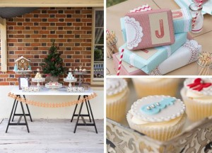 Christmas Eve Party Full of Cute Ideas via Kara's Party Ideas KarasPartyIdeas.com #ChristmasParty #ChristmasCupcakes #HolidayParty #PartyIdeas #Supplies (1)