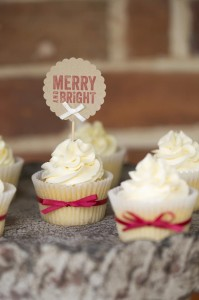 Christmas Eve Party Full of Cute Ideas via Kara's Party Ideas KarasPartyIdeas.com #ChristmasParty #ChristmasCupcakes #HolidayParty #PartyIdeas #Supplies (14)