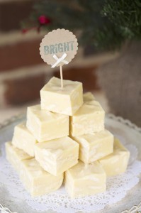 Christmas Eve Party Full of Cute Ideas via Kara's Party Ideas KarasPartyIdeas.com #ChristmasParty #ChristmasCupcakes #HolidayParty #PartyIdeas #Supplies (8)