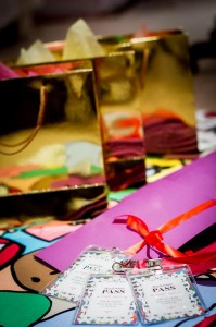 A Fashion Show Birthday Party With Lots of Really Cute Ideas via Kara's Party Ideas | KarasPartyIdeas.com #FashionRunway #FashionShowParty #NeonParty #PartyIdeas #Supplies (30)