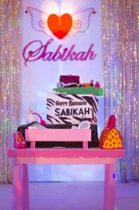 A Fashion Show Birthday Party With Lots of Really Cute Ideas via Kara's Party Ideas | KarasPartyIdeas.com #FashionRunway #FashionShowParty #NeonParty #PartyIdeas #Supplies (11)