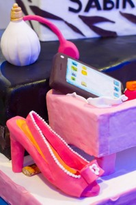 A Fashion Show Birthday Party With Lots of Really Cute Ideas via Kara's Party Ideas | KarasPartyIdeas.com #FashionRunway #FashionShowParty #NeonParty #PartyIdeas #Supplies (10)