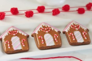 Gingerbread House Decorating Party Full of Cute Ideas via Kara's Party Ideas | KarasPartyIdeas.com #GingerbreadCookies #ChristmasParty #PartyIdeas #Supplies (27)