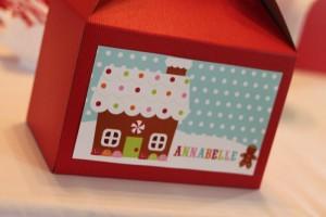 Gingerbread House Decorating Party Full of Cute Ideas via Kara's Party Ideas | KarasPartyIdeas.com #GingerbreadCookies #ChristmasParty #PartyIdeas #Supplies (3)