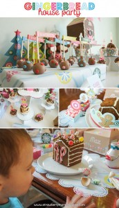 Gingerbread House Party with So Many Cute Ideas via Kara's Party Ideas | KarasPartyIdeas.com #GingerbreadHouse #ChristmasParty #PartyIdeas #Supplies (2)