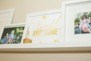 Sparkle and Shine Golden Birthday Party with Really Cute Ideas via Kara's Party Ideas KarasPartyIdeas.com #GoldenBirthday #GoldParty #GoldenWeddingAnniversary #Party #Ideas #Supplies (7)