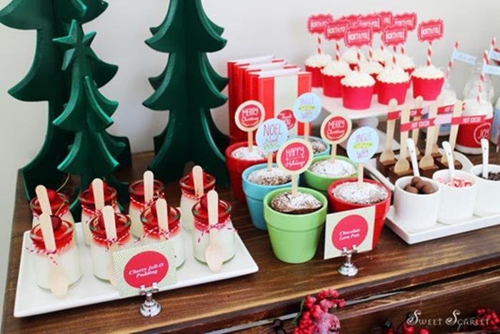 Jingle All The Way Christmas Hot Cocoa Bar With So Many Really Cute Ideas