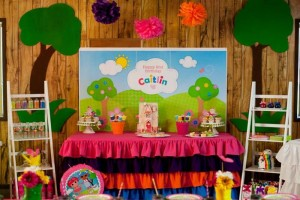 Rainbow Lalaloopsy Party with So Many Cute Ideas via Kara's Party Ideas KarasPartyIdeas.com #LalaloopsyParty #LalaloopsyDollParty #RainbowParty #PartyIdeas #Supplies (19)