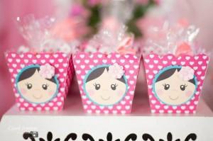 Matryoshka Nesting Doll Party Full of Really Cute Ideas via Kara's Party Ideas | KarasPartyIdeas.com #MatryoshkaDollParty #GirlParty #1stBirthdayParty #PartyIdeas #Supplies (4)
