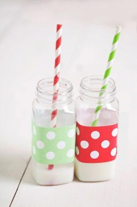 A Merry and Bright Christmas Party with Such Cute Ideas via Kara's Party Ideas KarasPartyIdeas.com #ChristmasParty #HolidayParty #PartyIdeas #Supplies (34)
