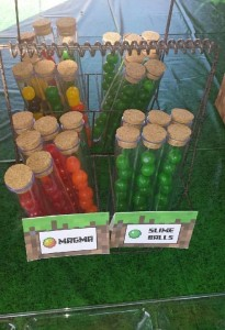 Minecraft Party with Full of Awesome Ideas via Kara' s Party Ideas KarasPartyIdeas.com #TweenParty #GamingParty #PartyIdeas #Supplies (12)
