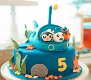 Octonauts Party with Lots of Fun Ideas via Kara's Party Ideas | KarasPartyIdeas.com #Octonauts #PartyIdeas #Supplies (19)