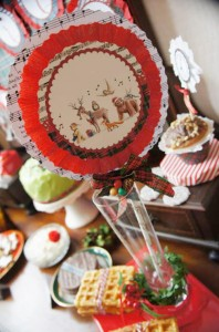 Christmas Parade Party with Such Cute Ideas via Kara's Party Ideas | KarasPartyIdeas.com #ChristmasParty #HolidayParty #PartyIdeas #Supplies (8)