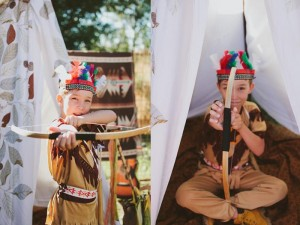 Pow Wow Party with Such Cute Ideas via Kara's Party Ideas | KarasPartyIdeas.com #IndianParty #NativeAmericanParty #PowWowCake #PartyIdeas #Supplies (7)